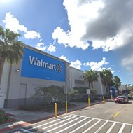 Man who threatened to shoot up a Florida Walmart on Sunday was 'intrigued' by recent mass shootings