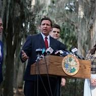 Florida Gov. Ron DeSantis cites racist 'recesses of the Internet' in recent attacks
