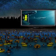 Watch 'The Meg' from a giant pool, and other movie events in Orlando this week