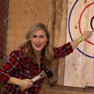 New axe-throwing spot in Orlando could battle Epic
