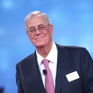 Few Americans have been more destructive to their nation than David Koch
