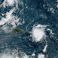 Tropical Storm Dorian on path to hit Florida as Category 2 hurricane by Labor Day