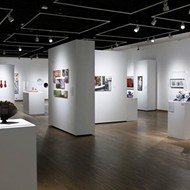 Campus closure from Dorian causes UCF Art Gallery to reschedule season's first faculty exhibition