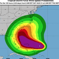 Hurricane Dorian to drench East coast, could produce 'major flooding events'