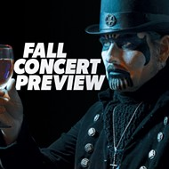 King Diamond and all the other can't-miss concerts coming to Orlando this fall