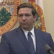 Florida Gov. Ron DeSantis says the federal government should pay up for Hurricane Dorian prep