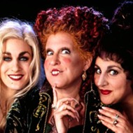 Garden Theatre kicks off the spooky season with an interactive screening of 'Hocus Pocus'