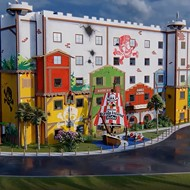 Legoland's new pirate-themed hotel is opening in April