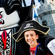 Popular 'Brick-or-Treat' Halloween event returns to LegoLand Florida