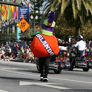 Remembering the Orlando Citrus Parade through the years