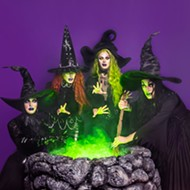 Enter the world of Orlando's horror drag queens Black Haüs ... if you dare!