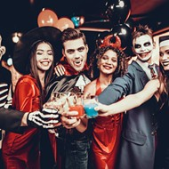 Orlando Pub Crawl's Halloween crawl takes over the streets of downtown this weekend