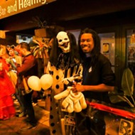 Thornton Park's massive Halloween party returns this weekend