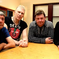 Punk royalty Stiff Little Fingers hit the Plaza Live