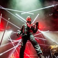 Shock rocker Marilyn Manson to open for Ozzy Osbourne in Central Florida next spring