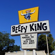 While arson investigation continues, Orlando's Beefy King will soon be back open
