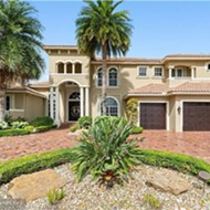 Buffalo Bills running back Frank Gore just listed his $1.8M Florida home