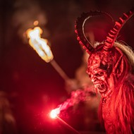 Sanford German restaurant Hollerbach's Willow Tree Café gets scary for Krampusnacht