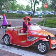 Golf cart drivers in the Villages aren't letting traffic laws get in the way of their fun