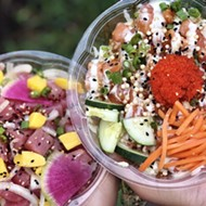 Sanford's new Kona Poké will host a weeklong grand opening
