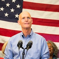 Florida Sen. Rick Scott's response to Pensacola shooting is more guns