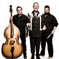 Reverend Horton Heat puts the hootenanny back in Orlando Christmas