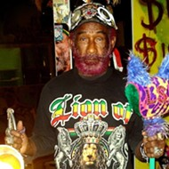 Dub reggae alchemist Lee 'Scratch' Perry returns to Orlando in February