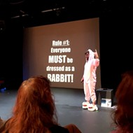 Orlando Fringe Winter Mini-Fest 2020: Reviews of 'The Lightweight,' 'Larry,' 'It's Rabbit Night' and '6 Chick Flicks'