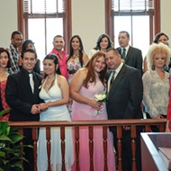 Osceola County Clerk of Court will host a free mass wedding on Valentine's Day