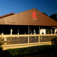 With little notice, Orlando's much-loved K Restaurant is closing
