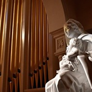 UCF Symphony Orchestra to play a special program at the Basilica of Mary, Queen of the Universe in February