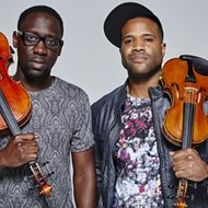 Black Violin brings the baroque boom-bap to Orlando