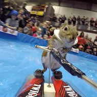 Famous Sanford water-skiing squirrel act draws ire from wildlife activists