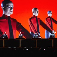 Electronic music godheads Kraftwerk announce 3-D show in Orlando this summer