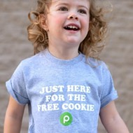 Publix lovers, now you can dress your kids to reflect your fandom