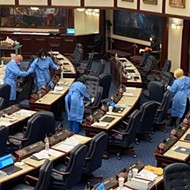 Florida House of Representatives briefly shuts down Monday for cleaning amid coronavirus fears