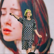 Billie Eilish captivates a sold-out audience at Orlando's Amway Center