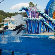 SeaWorld Orlando announces Monday closure, as coronavirus threat continues