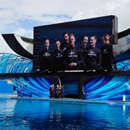 SeaWorld just furloughed more than 90 percent of its workforce