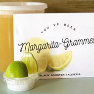 Black Rooster will send your favorite Orlando tequila drinker a Margarita-Gram