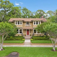 Take a look inside this 'masterpiece' historic Orlando home that's next to Dickson Azalea Park