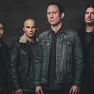 Orlando metal stars Trivium release new album 'What the Dead Men Say' today