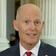 Florida Sen. Rick Scott says unemployed people make too much money, won't 'go back to work'