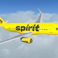Florida-based Spirit Airlines requires passengers, staff to wear masks