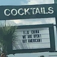 Clermont's Crown Lounge regrets racist sign