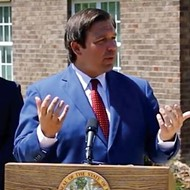 Florida Gov. DeSantis angrily defends firing of state COVID-19 dashboard official