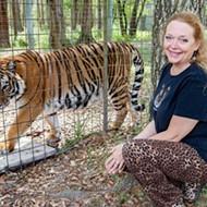 Florida's Big Cat CEO Carole Baskin will take over Joe Exotic's tiger zoo
