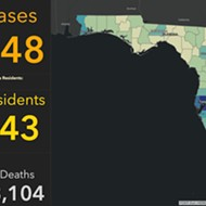 Florida just added more than 3,822 new COVID-19 cases in the last 24 hours, a new single-day record