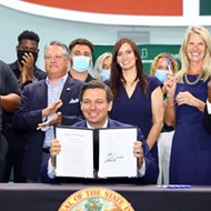 These are the bills Florida Gov. Ron DeSantis just signed into law