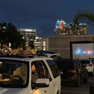 Orlando summer 2020: The safest way to see a movie with friends is inside your own car